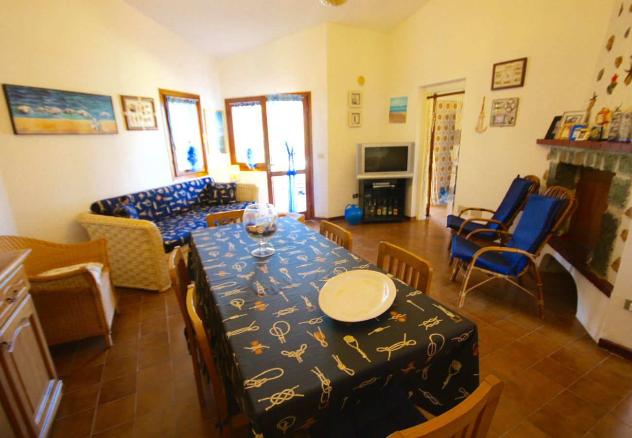Villetta a Olbia - Klodge | Villa Le Palme: villetta 9 ospiti 400mt spiaggia Bados