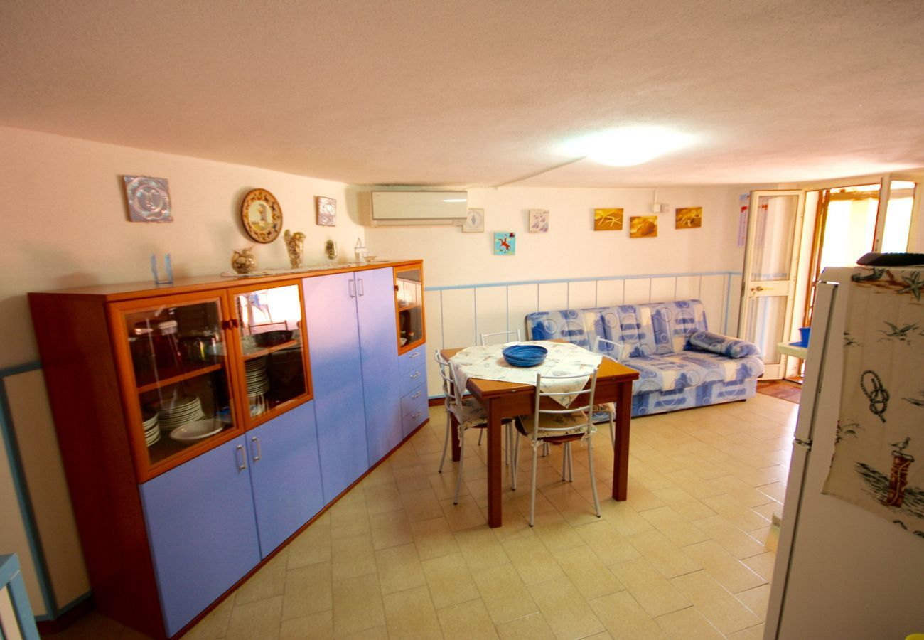 Appartamento a Olbia - Klodge | Trilo Le Palme: appartamento 6 persone 400mt spiaggia Bados