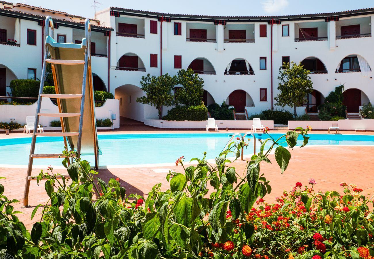 Appartamento a Baia Sardinia -  Klodge | Rotonda Cottage 34 - casa con piscina a Baja Sardinia