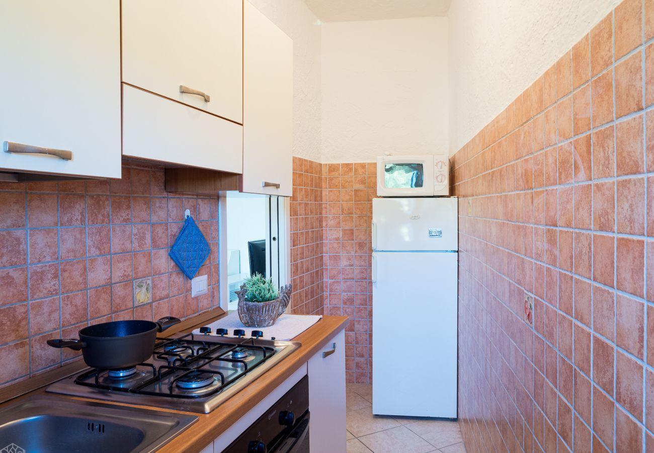 Appartamento a Baia Sardinia - Klodge | Rotonda Cottage 33 - casa con piscina a Baja Sardinia
