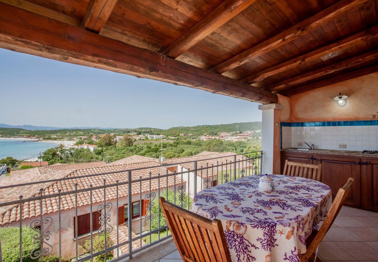 Ferienwohnung in Olbia - Maestrale B-Flat - Panoramablick Wohnung 170mt Strand | Klodge