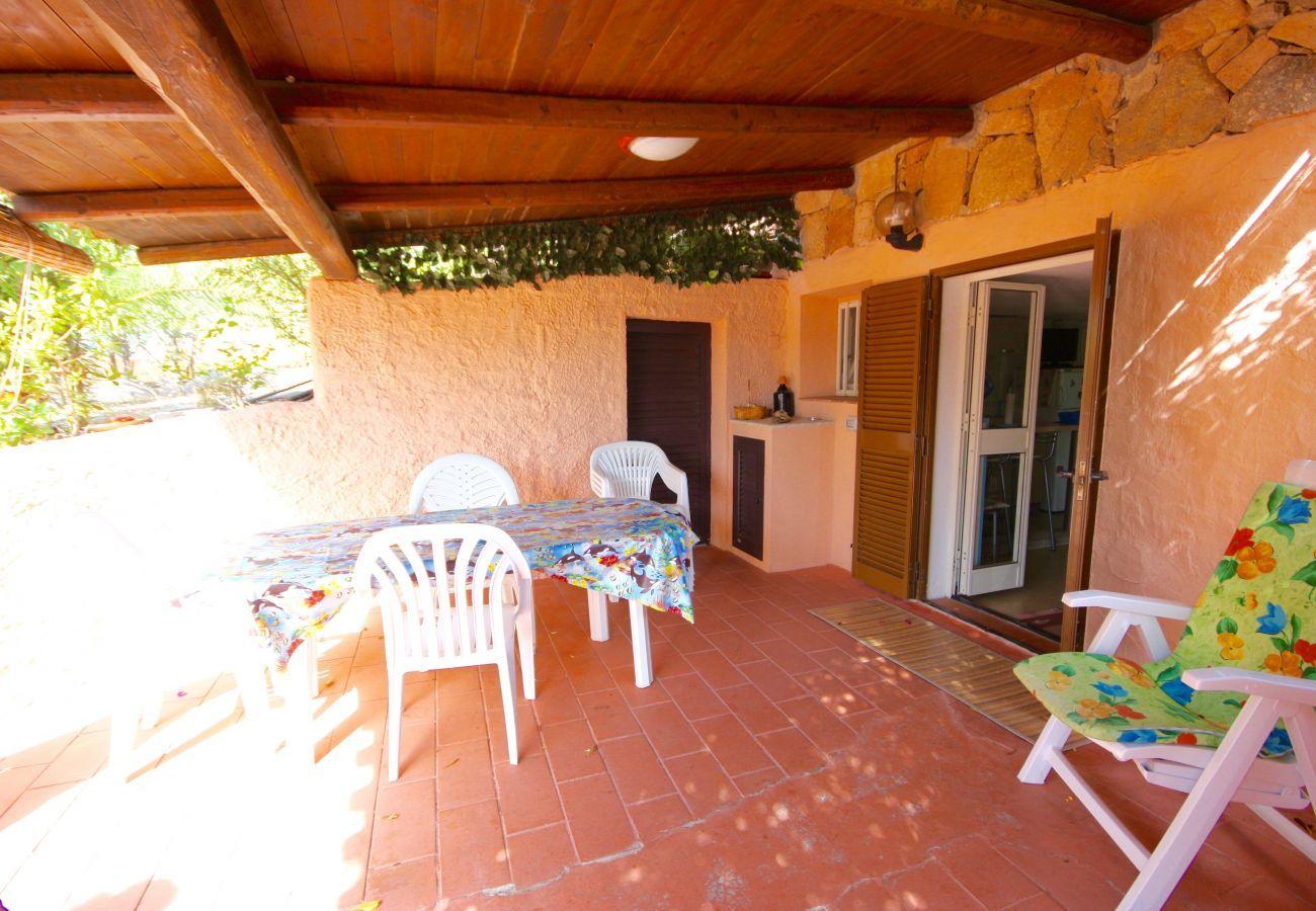 Ferienwohnung in Olbia - Klodge | Trilo Le Palme: Wohnung 6 Personen 400mt Bados Strand
