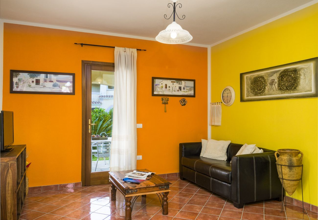 Chalet in San Teodoro - Villetta Niulakita: Garten, 5 Minuten. Strand von Lu Impostu | Klodge