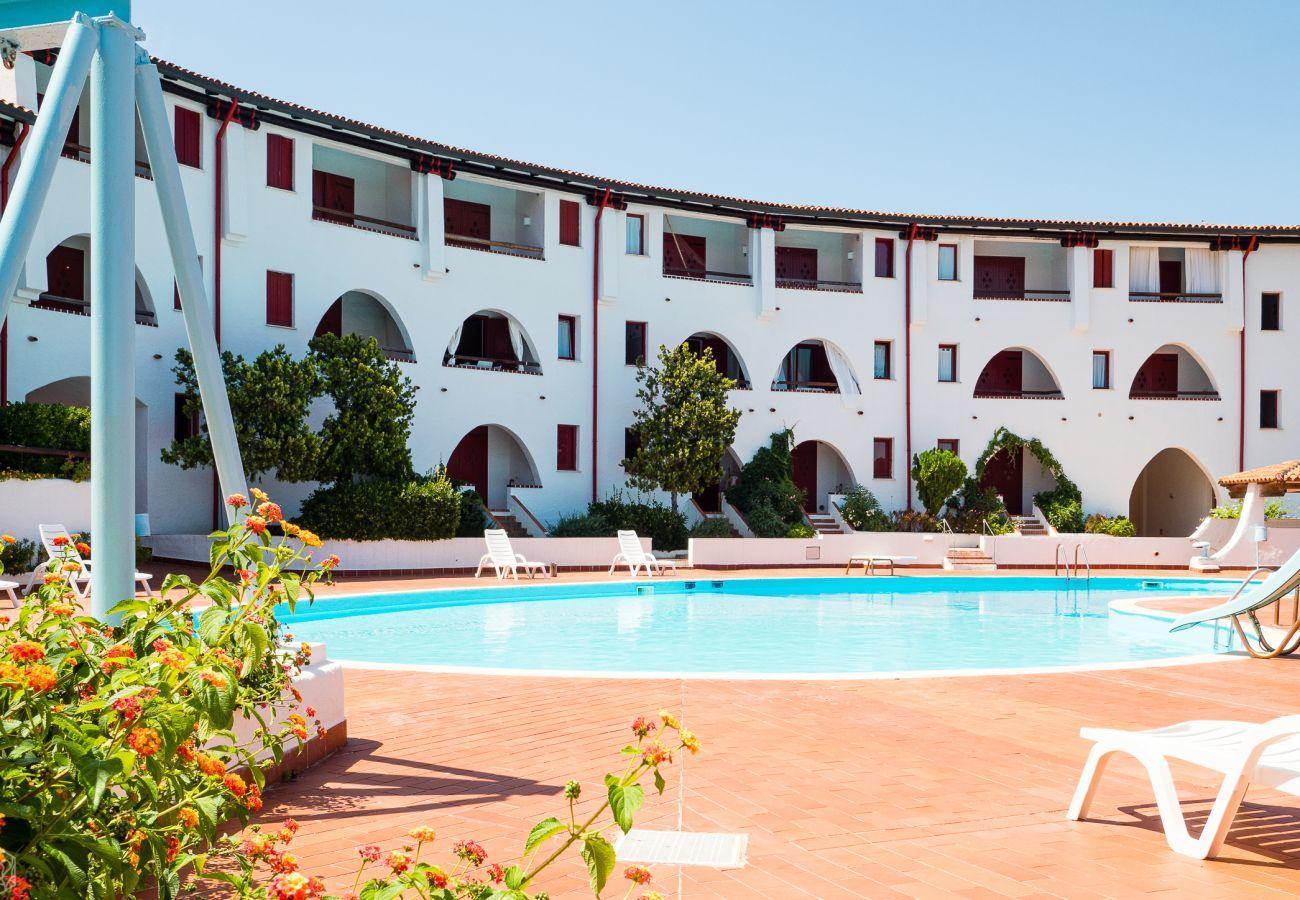 Ferienwohnung in Baia Sardinia -  Klodge | Rotonda Cottage 34 - casa con piscina a Baja Sardinia