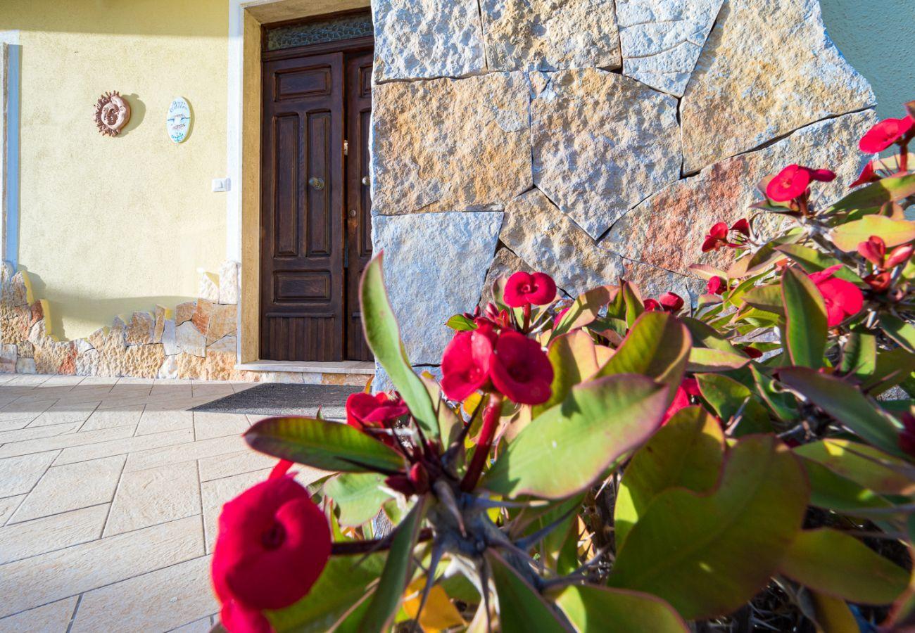 Chalet in Olbia - Klodge | Domus Tilibbas: einzelvilla mit 3 suiten in Olbia
