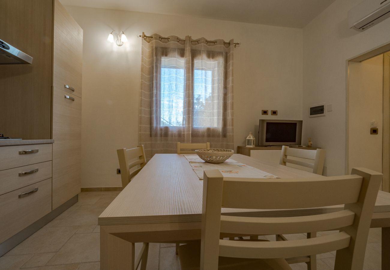 Ferienwohnung in Olbia - Tilibbas Bay Flat - Stadtzentrum, gratis WiFi, 4 Gäste | Klodge