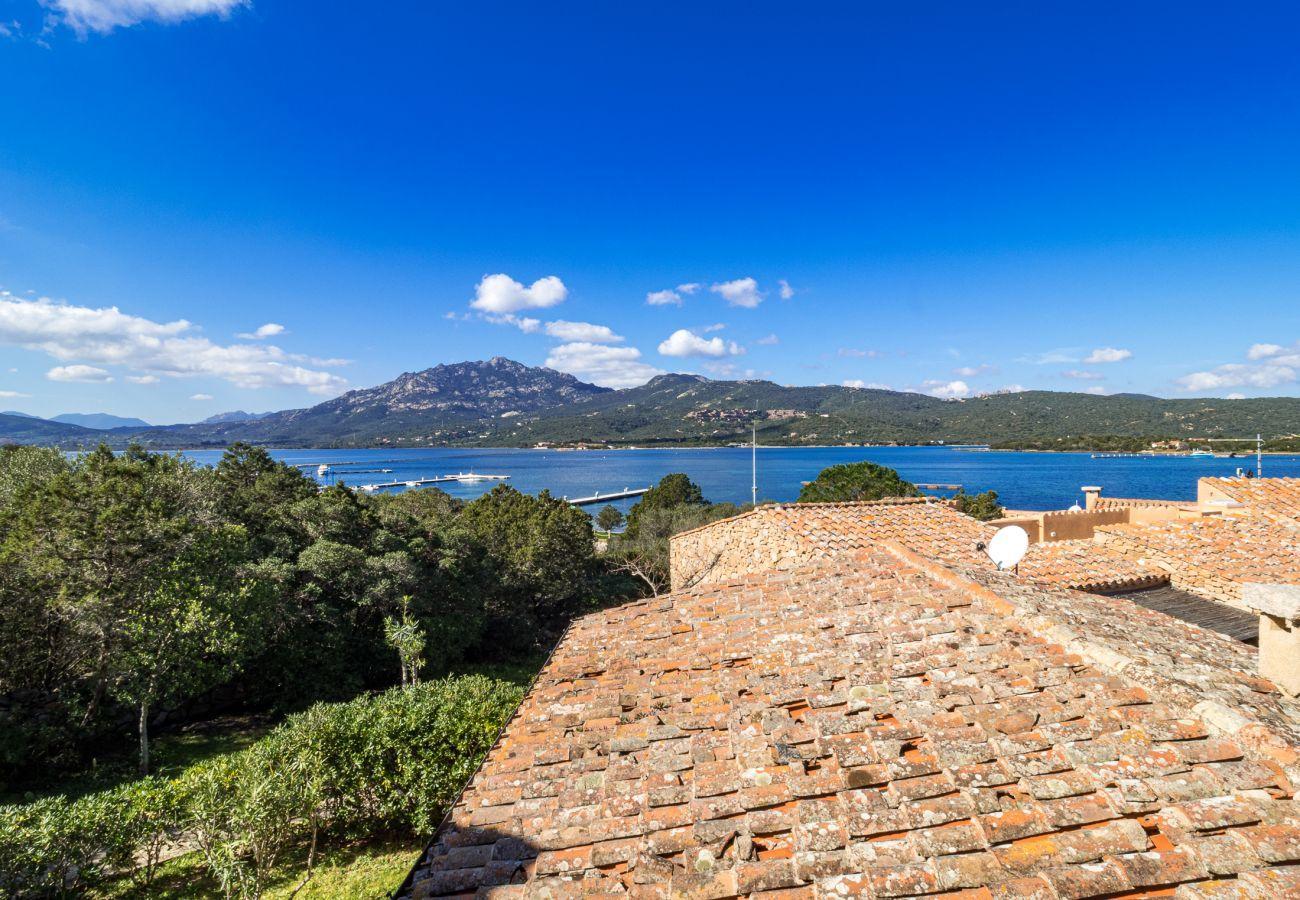 Ferienwohnung in Porto Rotondo - Klodge | Caletta 16: 4 Gäste, Schwimmbad, Tennisplatz