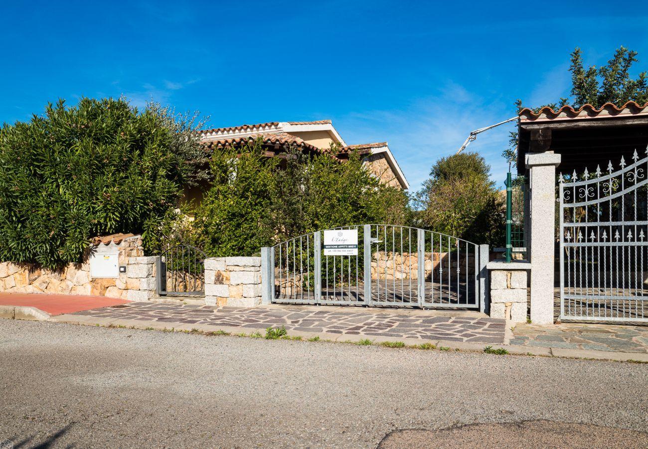 Chalet in San Teodoro - Klodge   Peschiera 11: ferienhaus nur wenige schritte von Lu Impostu entfernt