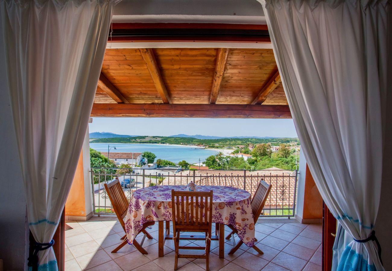 Apartment in Olbia - Maestrale B-Flat - panoramic view Apartment 170mt beach   Klodge
