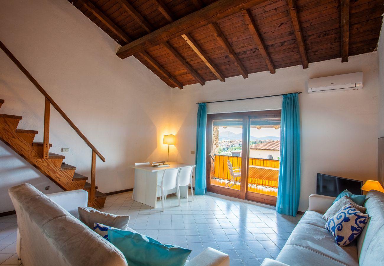 Apartment in Porto Rotondo - Klodge | Castello House: central apartment in Porto Rotondo