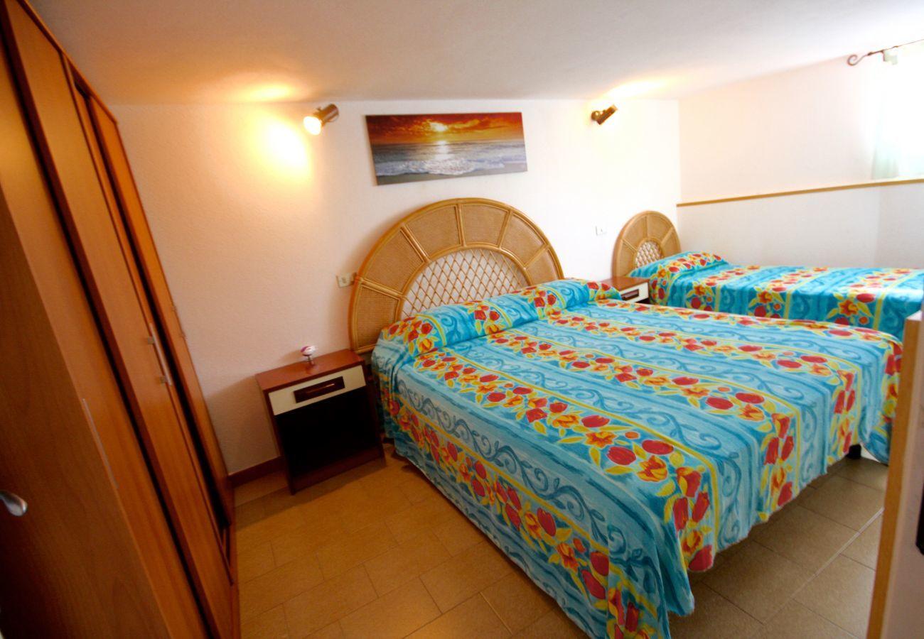 Apartment in Olbia - Klodge   Trilo Le Palme: 6 people apartment 400mt Bados beach
