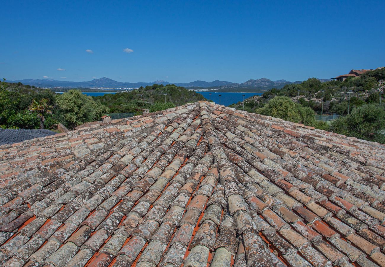 Chalet in Olbia - Klodge | Cuncheddi 9/3: detached villa with pool and tennis