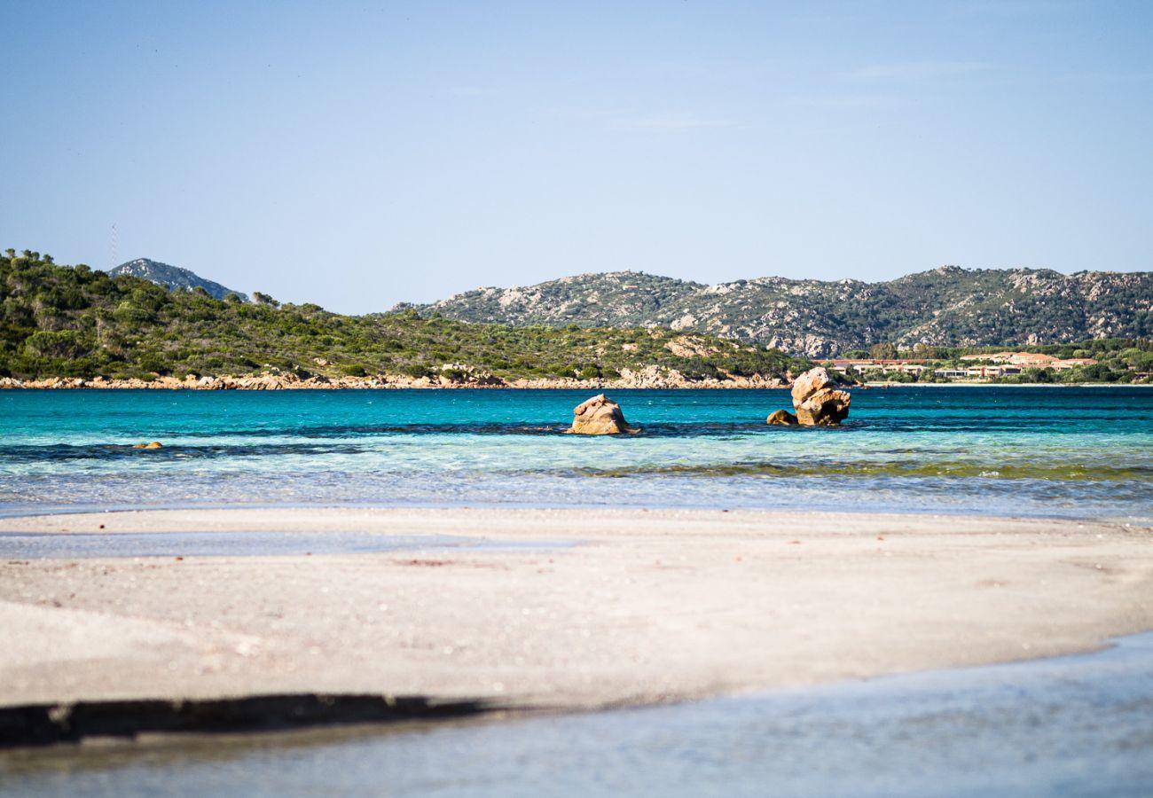 Chalet à San Teodoro - Villetta Niulakita : jardin, 5 minutes La plage de Lu Impostu   Klodge