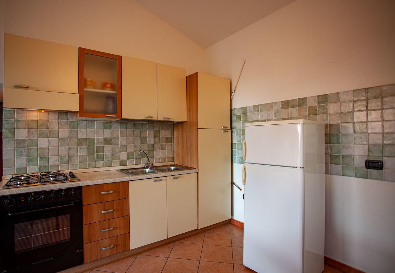 Appartement à San Teodoro - La Ena - appartement avec vue panoramique, à 5 min. Lu Impostu   Klodge