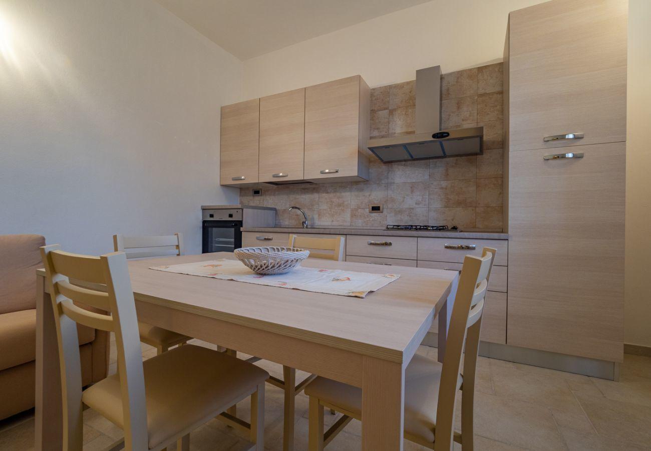 Appartement à Olbia - Tilibbas Bay Flat - centre-ville, wifi gratuit, 4 personnes   Klodge