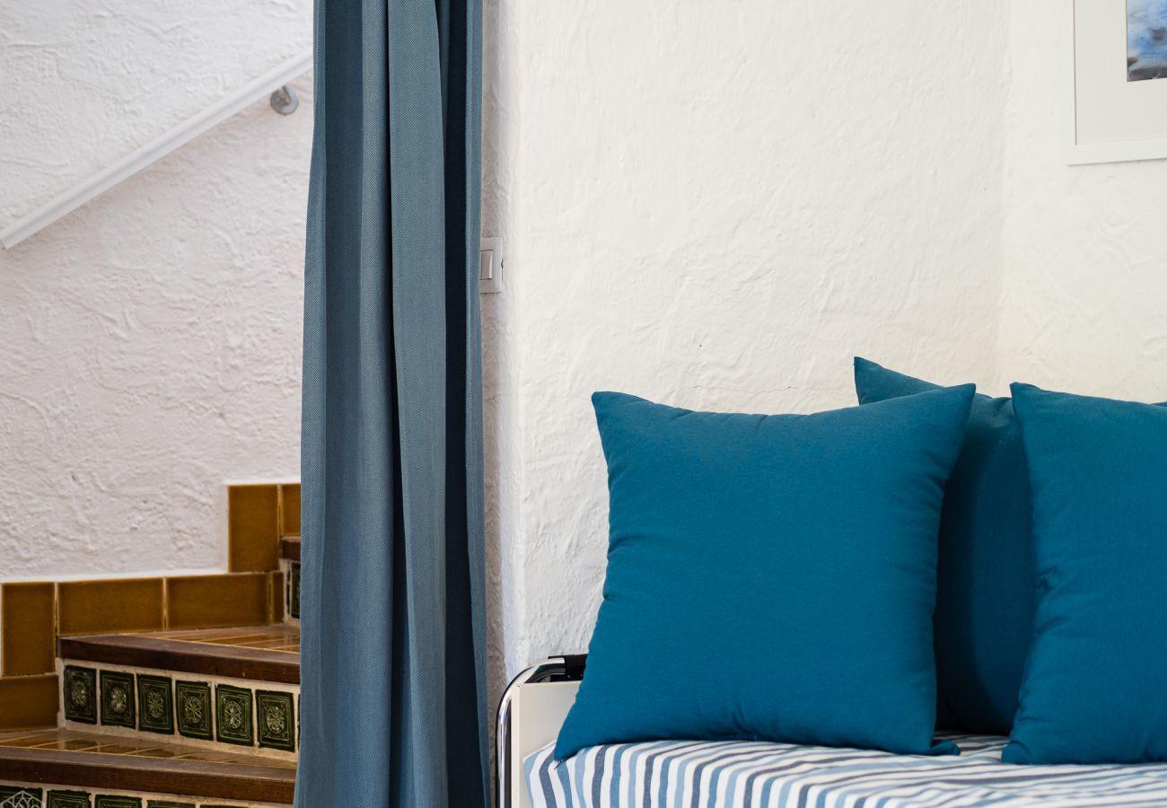 Appartement à Baia Sardinia - Klodge   Rotonda Cottage 33 - Maison avec piscine à Baja Sardinia
